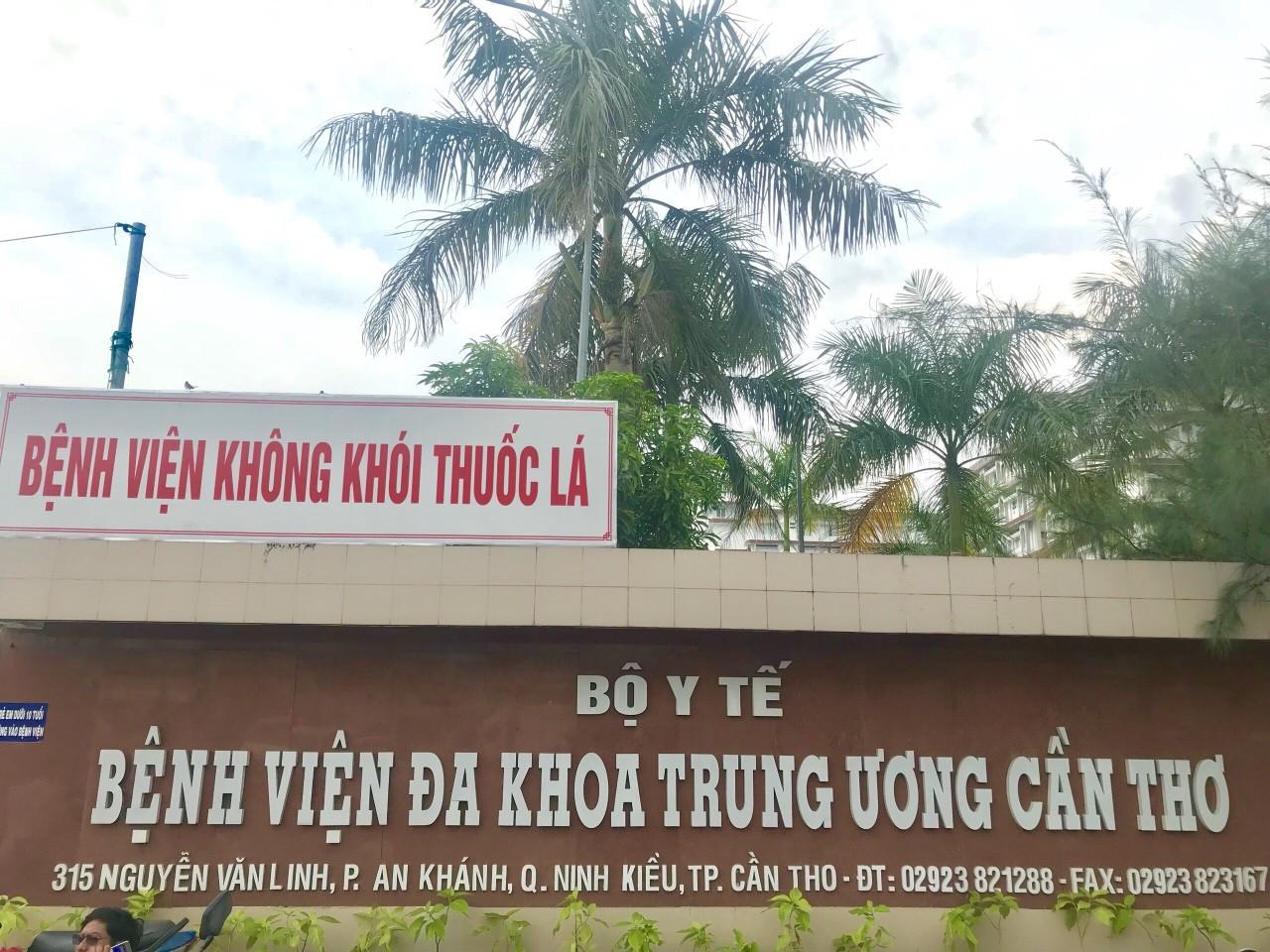 Image of Bệnh viện Đa khoa Trung ương Cần Thơ