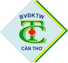 Logo of Bệnh viện Đa khoa Trung ương Cần Thơ