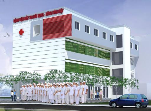 Image of Bệnh viện Mắt - Tai-Mũi-Họng - Răng Hàm Mặt
