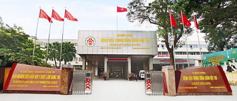 Image of Bệnh viện Trung Ương Quân Đội 108