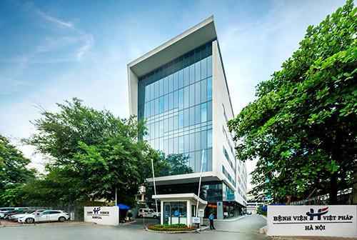 Image of Bệnh viện Việt Pháp Hà Nội