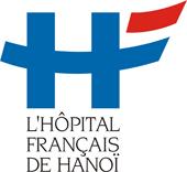 Logo of Bệnh viện Việt Pháp Hà Nội